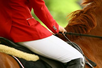 Horse Riding Make Your Thighs Bigger